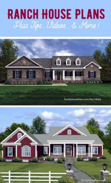 Ranch Style House Plans   Fantastic House Plans Online   Small House     We have gathered a variety of ranch style house plans for you to enjoy here