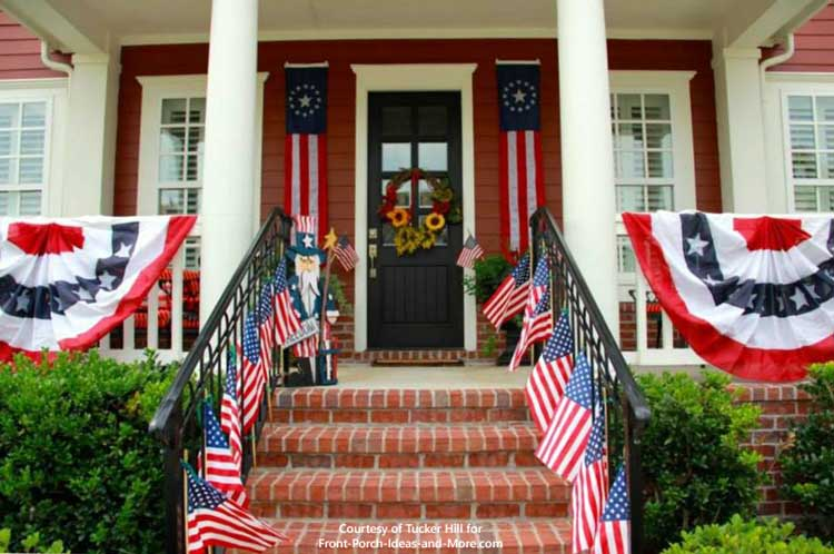 Images Decorated Front Porches