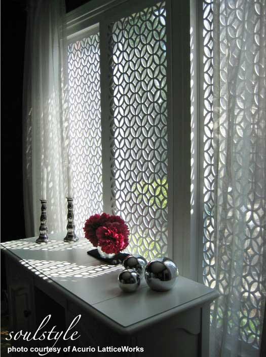 Screen Porch Window Panels
