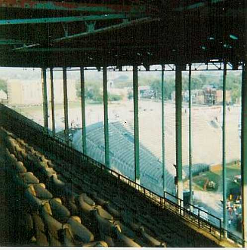 War Memorial Stadium Buffalo New York