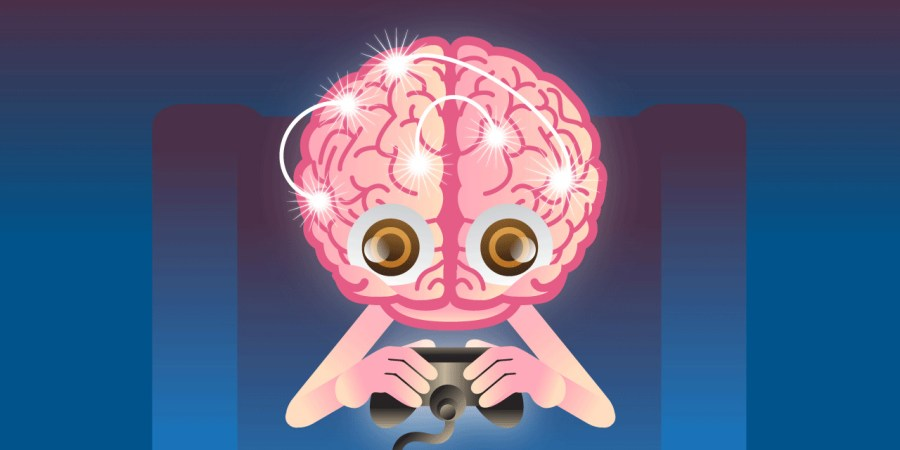 Ever Wondered What Playing Video Games Does to Your Brain     Ever Wondered What Playing Video Games Does to Your Brain       Frontiers for  Young Minds
