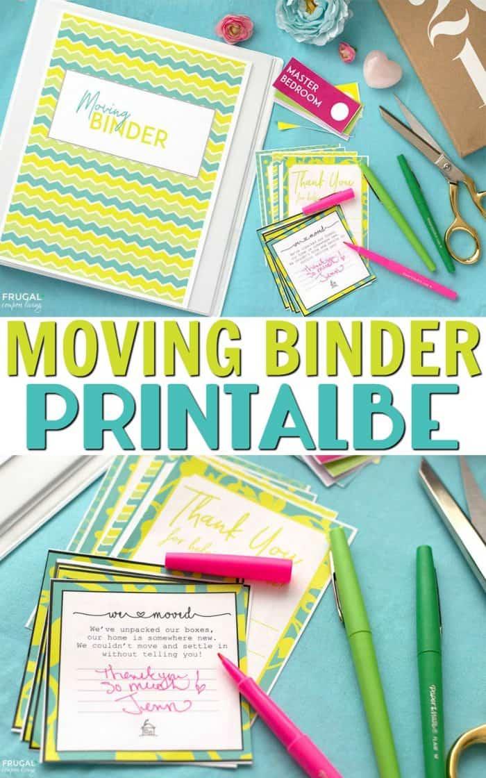 Budget Printables Binder Family Free
