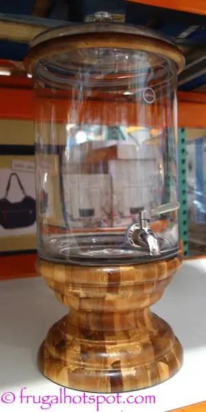 Fifth Avenue Crystal Beverage Dispenser