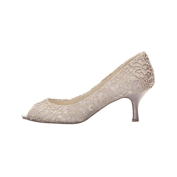 High Heel Bridal Shoes