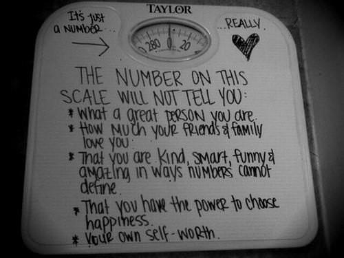 Its Scale Not Number