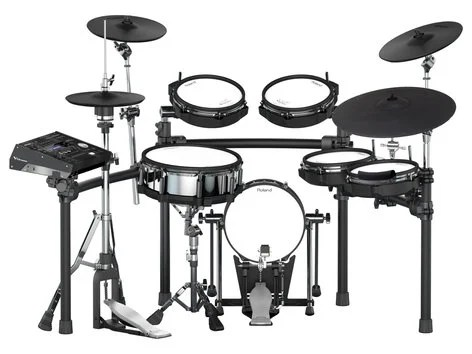 TD 50K 5 Piece Electronic Drum Set with Free extra PDX 100 Tom Pad     Roland TD 50K FC Exclusive Bundle Offer