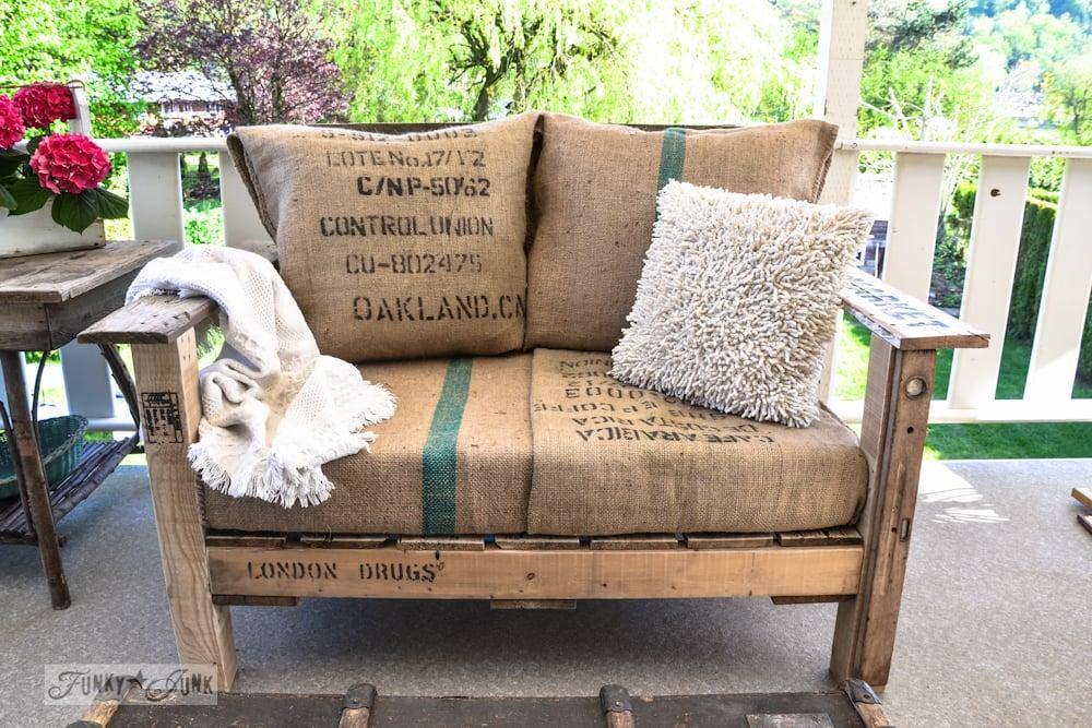 Cheap Garden Love Seat