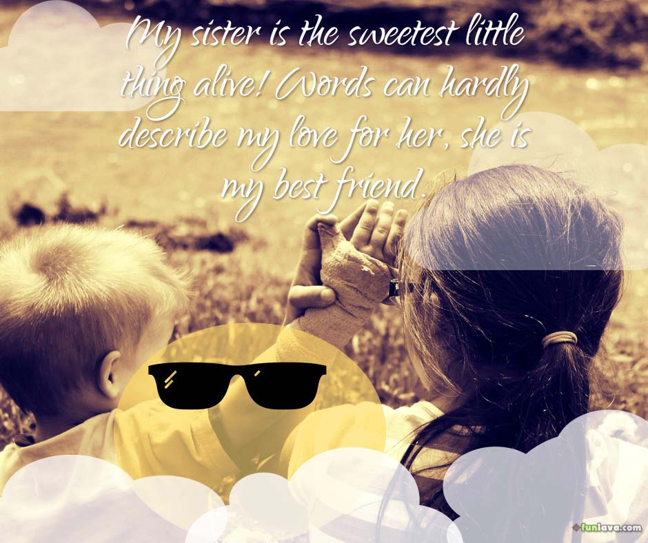 Most Beautiful Quotes about brothers and sisters short sister quotes