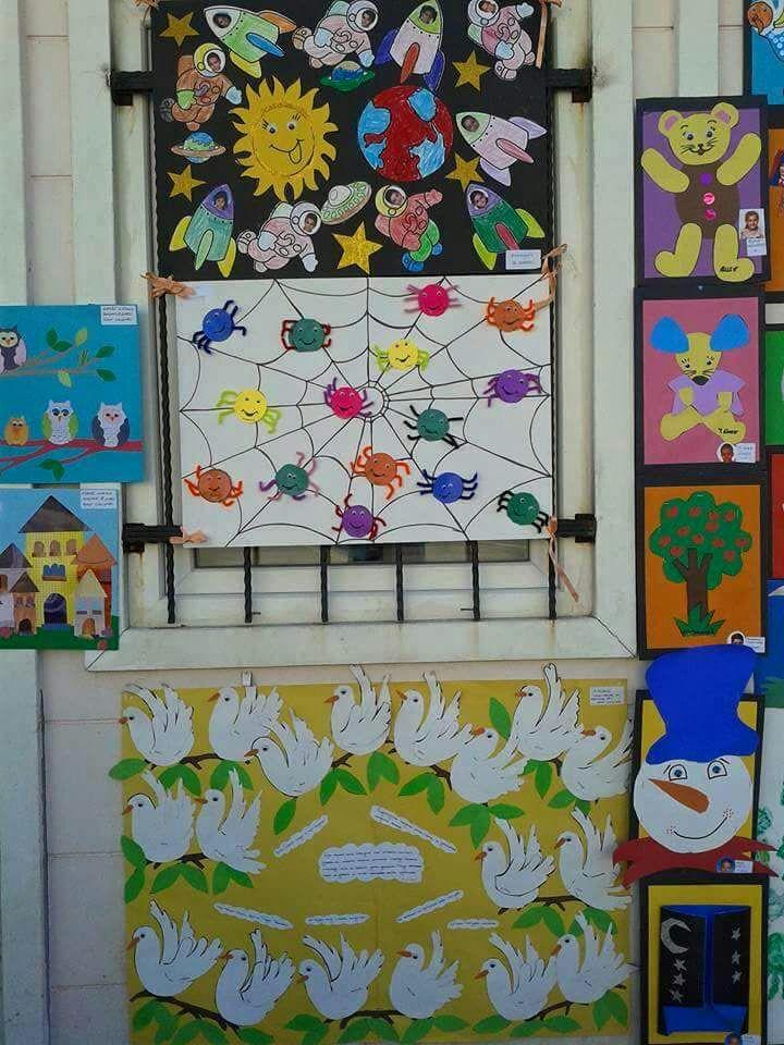 Art Activities Kindergarten Students