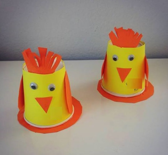 Spring Toddlers Art Projects