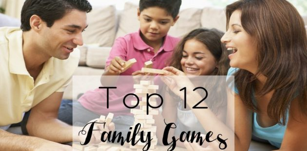 12 Favourite family board games   Fun With Kids Favourite family board games