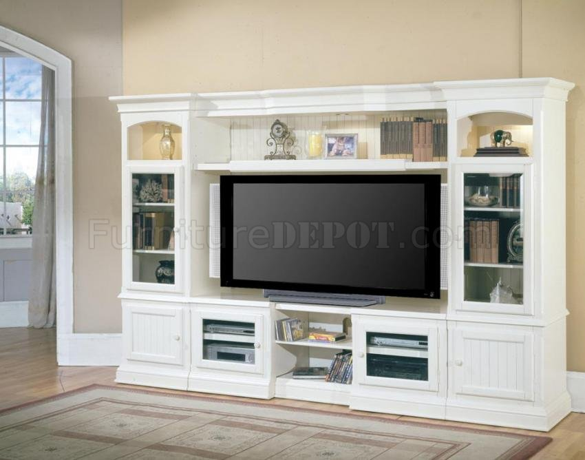 Tv Shelf Soundbar Console