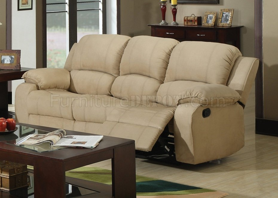 Leather Recliner Living Room Sets