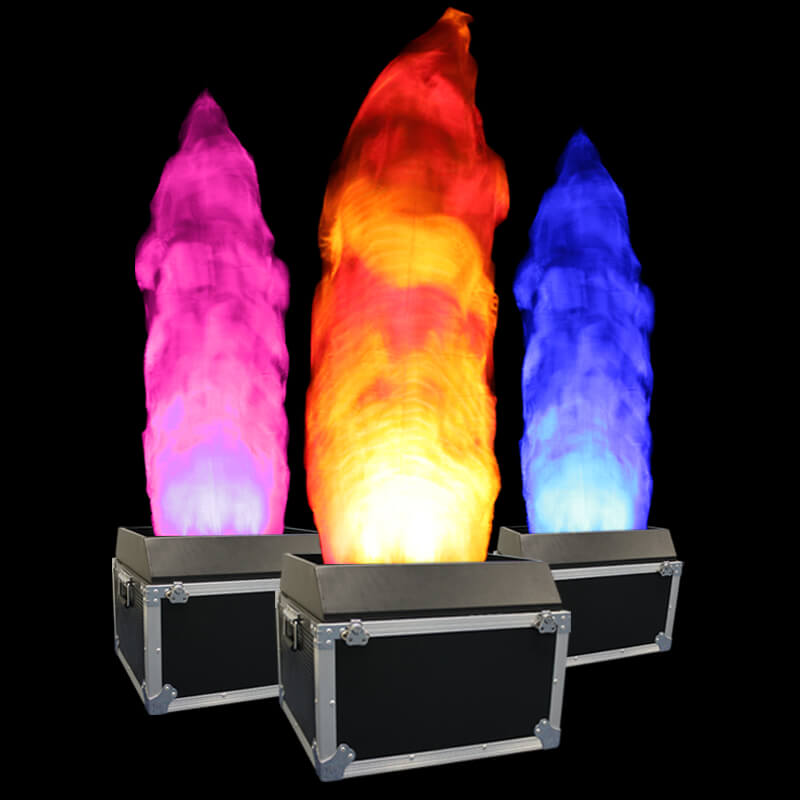 Led Flame Lighting Effect