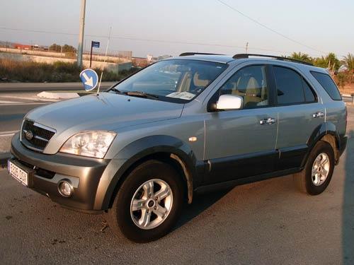 Kia Sorento Lux4 Used Car Costa Blanca Spain Second