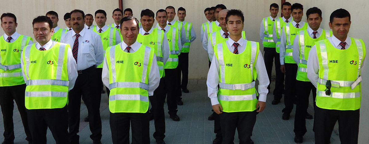 Security Guard Companies Qatar
