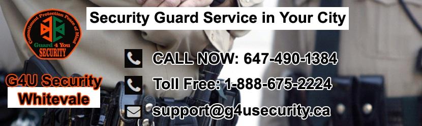 Bodyguard Services Vancouver