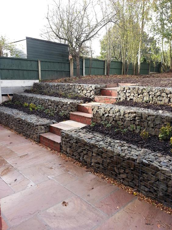 Building Garden Wall Uk