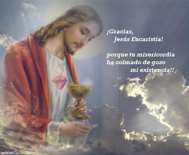 Dando Jesus Comunion Primera La