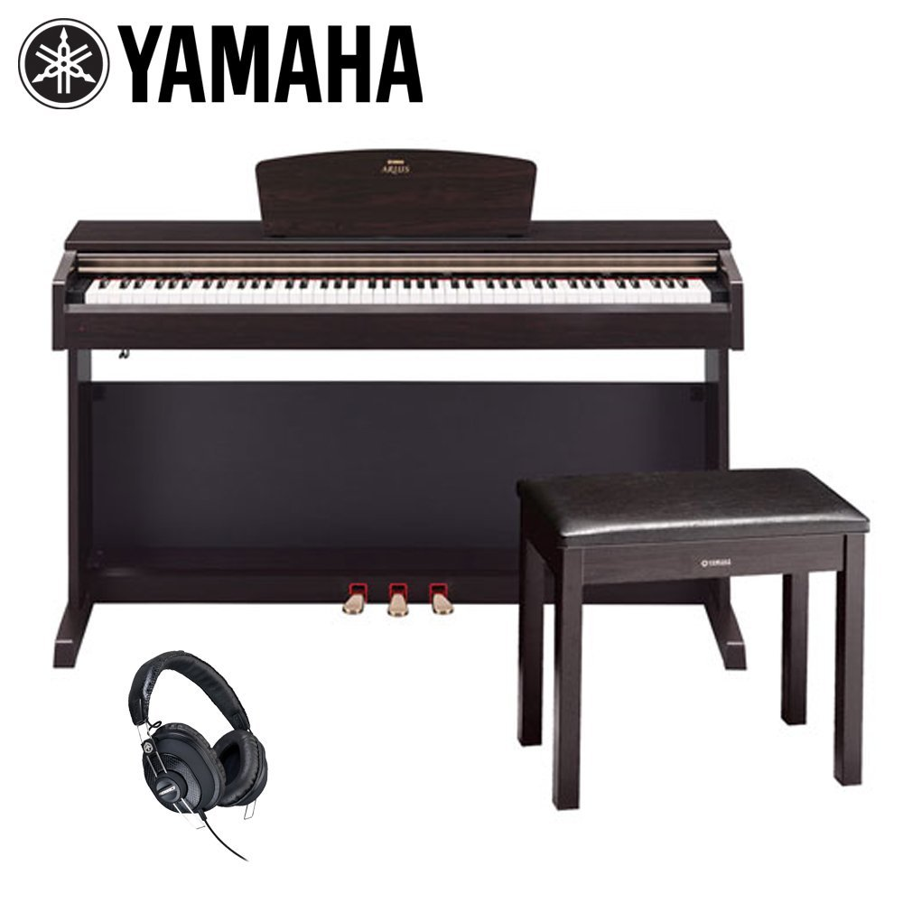 Yamaha Arius Ydp V240 Digital Piano Bench