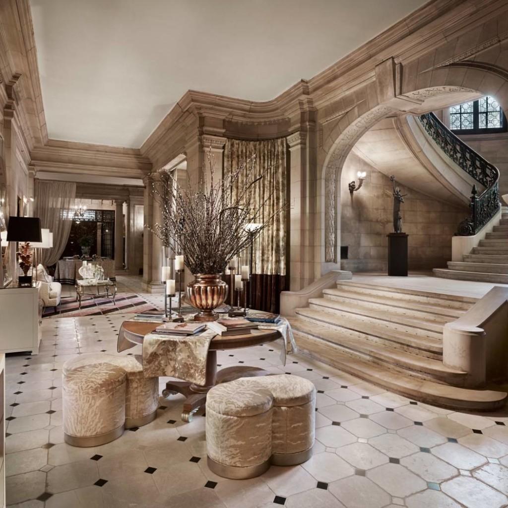 The Blairsden Mansion In Peapack Gladstone Gacek Design