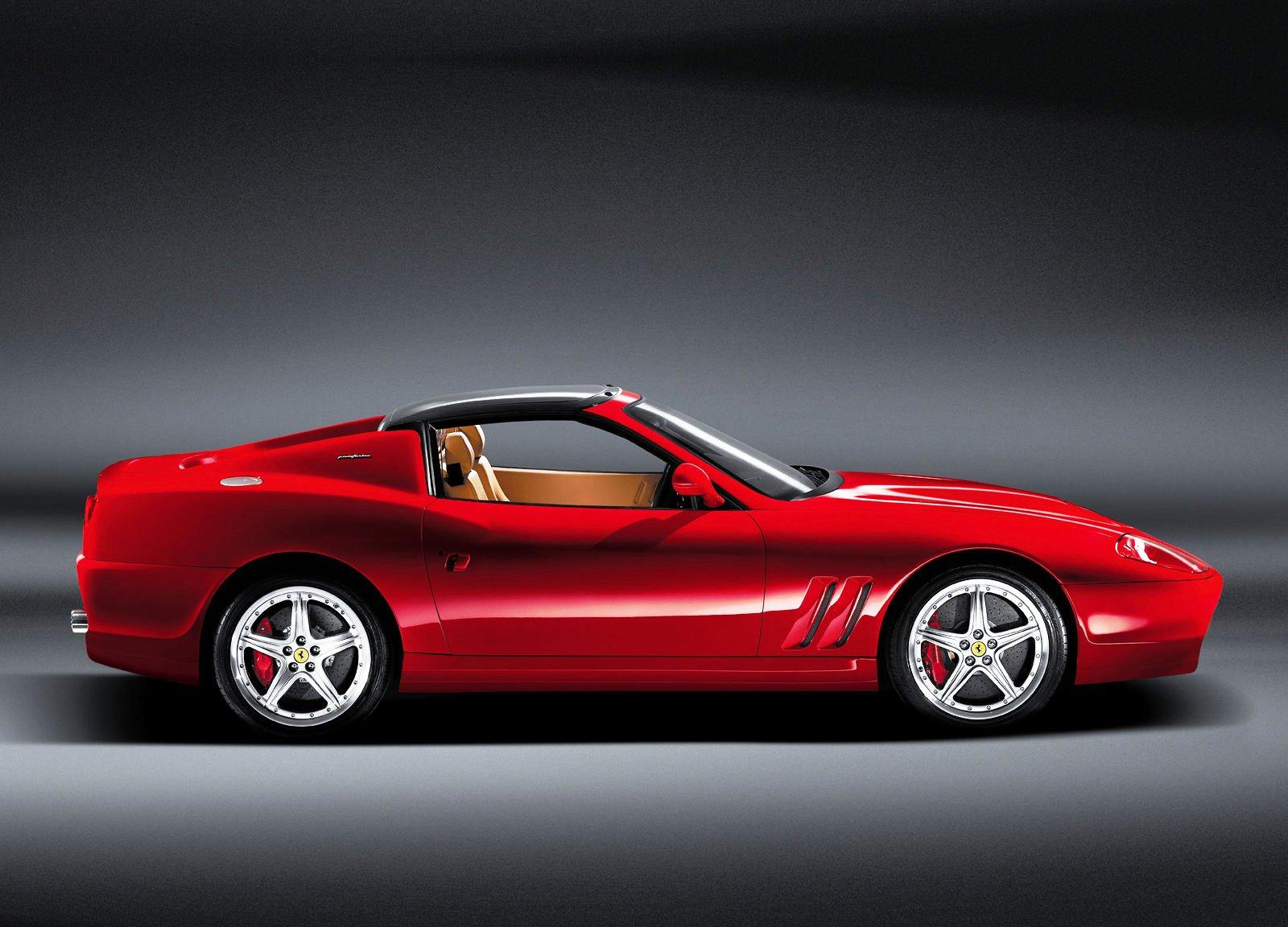 Ferrari 575M Superamerica Side View - Car Pictures, Images ...