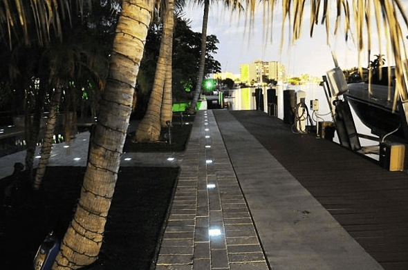 Solar Led Paver Bricks Gadgetking Com