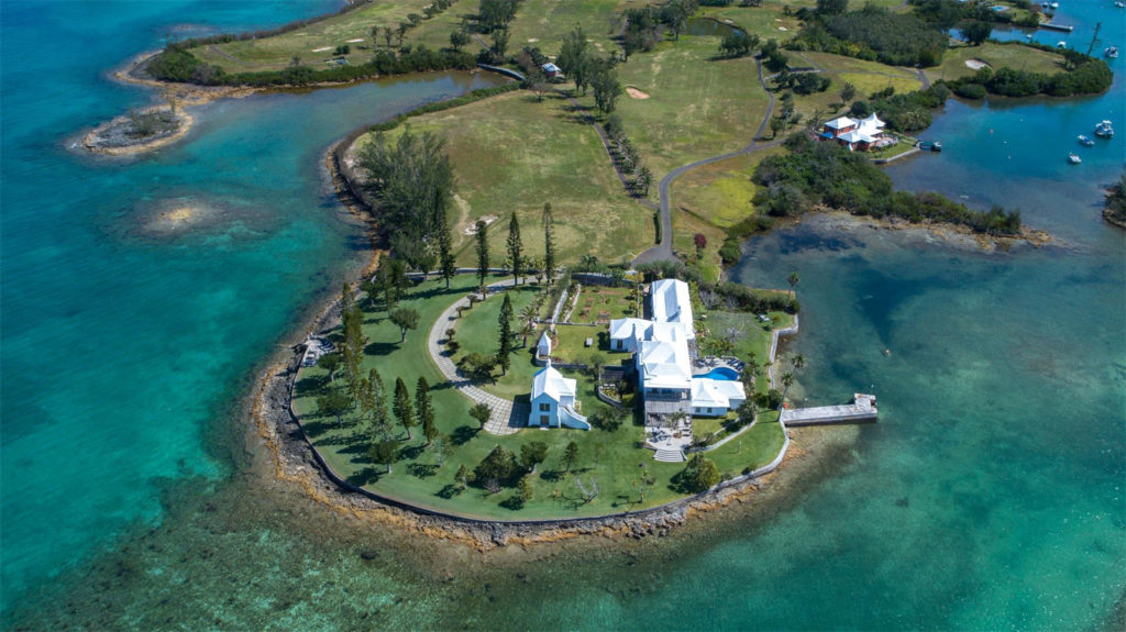 One Of Bermuda S Most Historic Homes Is Now For Sale Galerie