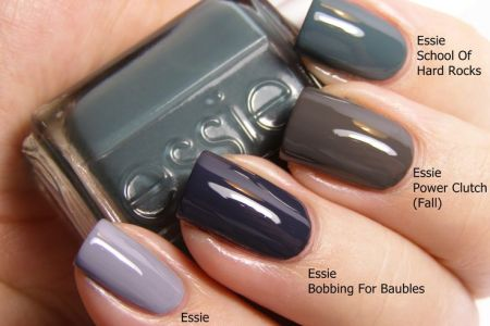 nail trend colours winter 2015