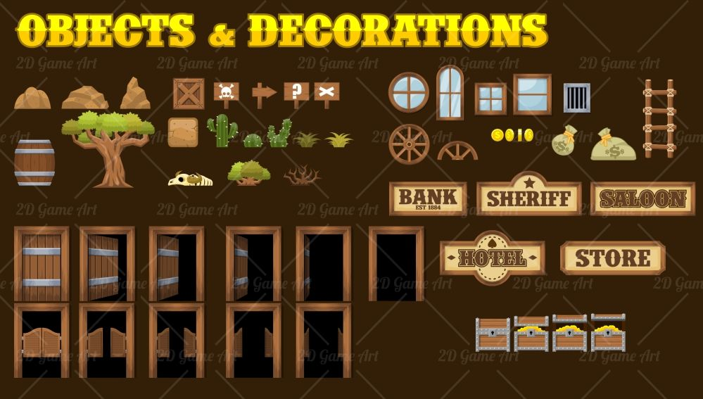 Western Home Decorations