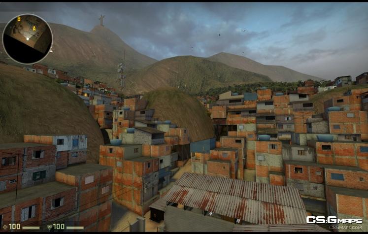 De Favela Rio Go Counter Strike Global Offensive