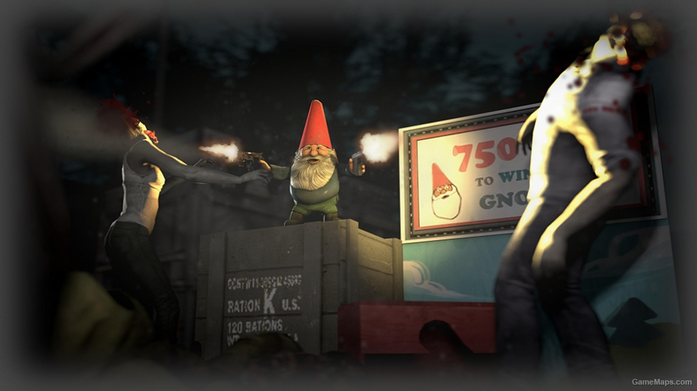 Gnome Chompski Bill Left 4 Dead 2 Gamemaps