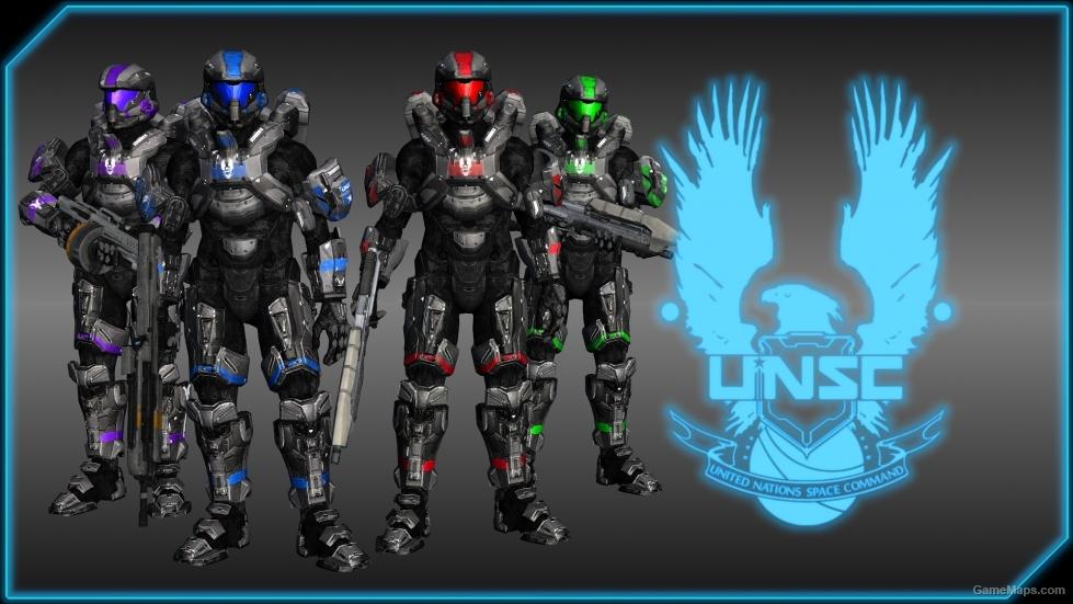 Spartan Iv Recruit Pack Halo 4 L4d1 Left 4 Dead 2