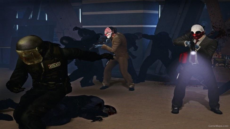 L4d1 Common Infected Police Left 4 Dead Gamemaps