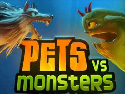 Pets vs Monsters   Online Games Review Directory Pets vs Monsters