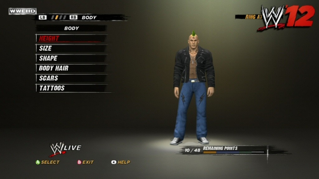 Wwe 12 Review Xbox 360