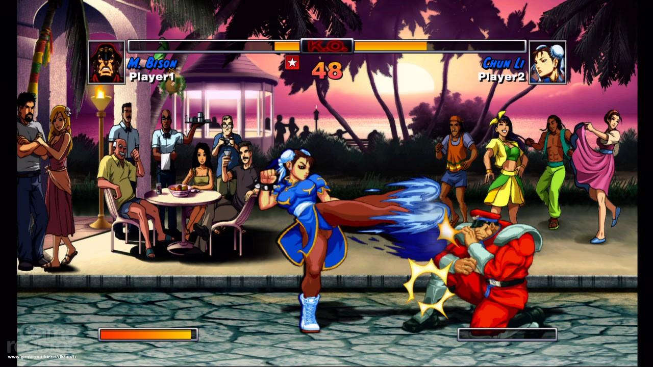 Street Fighter II The World Warrior ストリートファイターII è un videogioco arcade picchiaduro del 1991 sviluppato e pubblicato da Capcom