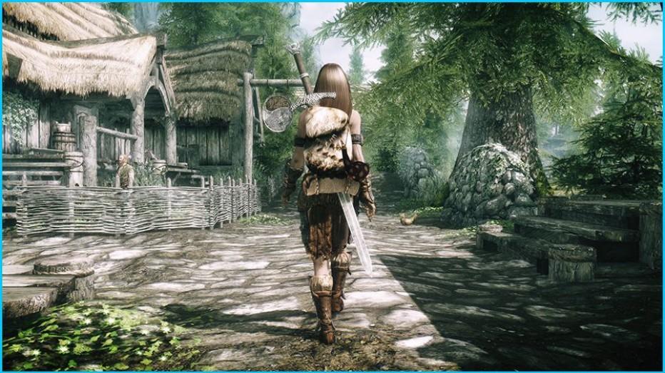 Best Skyrim Female Armor