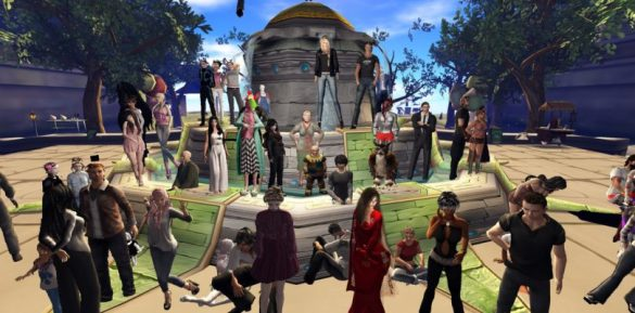 5 Online Virtual World Games Like Second Life   Similar Games Online Virtual World Games Like Second Life Games Similar to Second Life