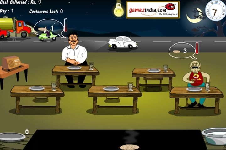 Play Free Online Restaurant Games