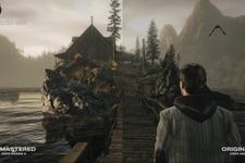 発売迫る『Alan Wake Remastered』新旧Xboxでのグラフィック比較トレイラー公開 画像