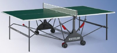 Kettler Stockholm Outdoor Ping Pong Table Outdoor Table