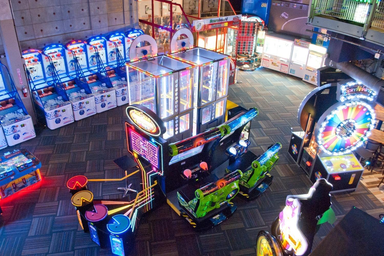 Family Entertainment Center Arcade Redemption