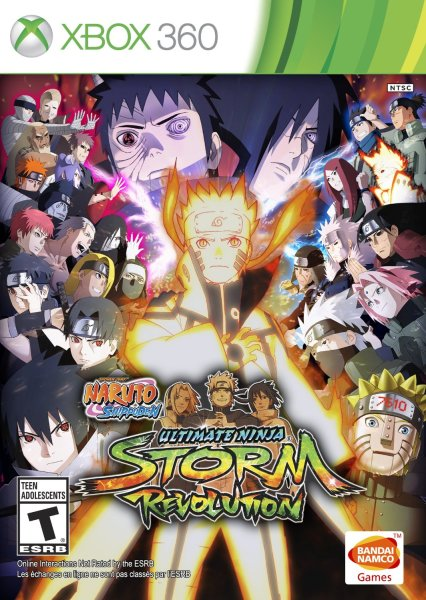 Naruto Shippuden  Ultimate Ninja Storm Revolution   Game Xpress Barbados  170 00