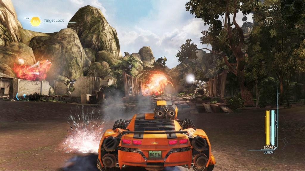 Transformers: Dark of the Moon Review - Gaming Nexus