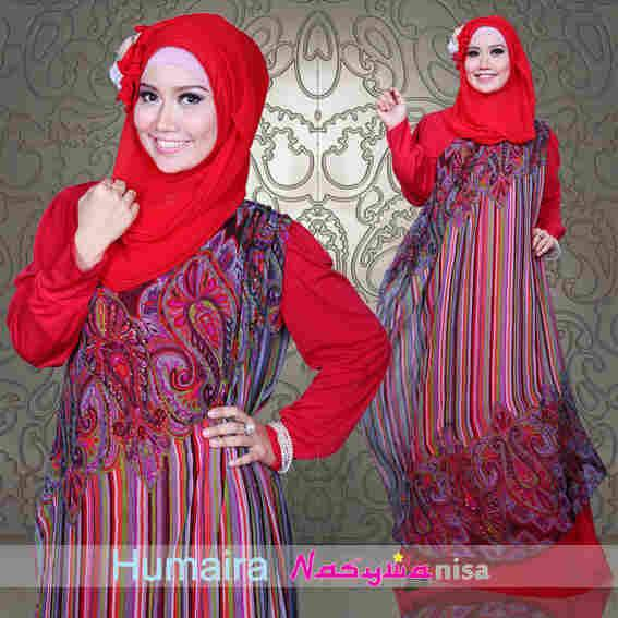 Image Result For Model Terbaru Gamis Humaira