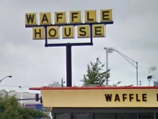 Waffle House Jackson Ms