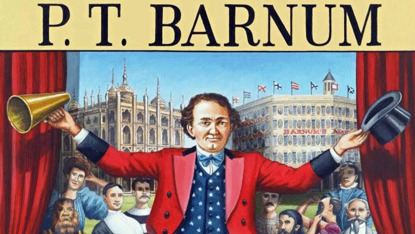 Did Pt Barnum Have Affair