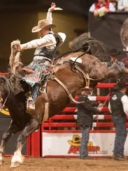 College Rodeo Suu Looks To Brush Off Injuries