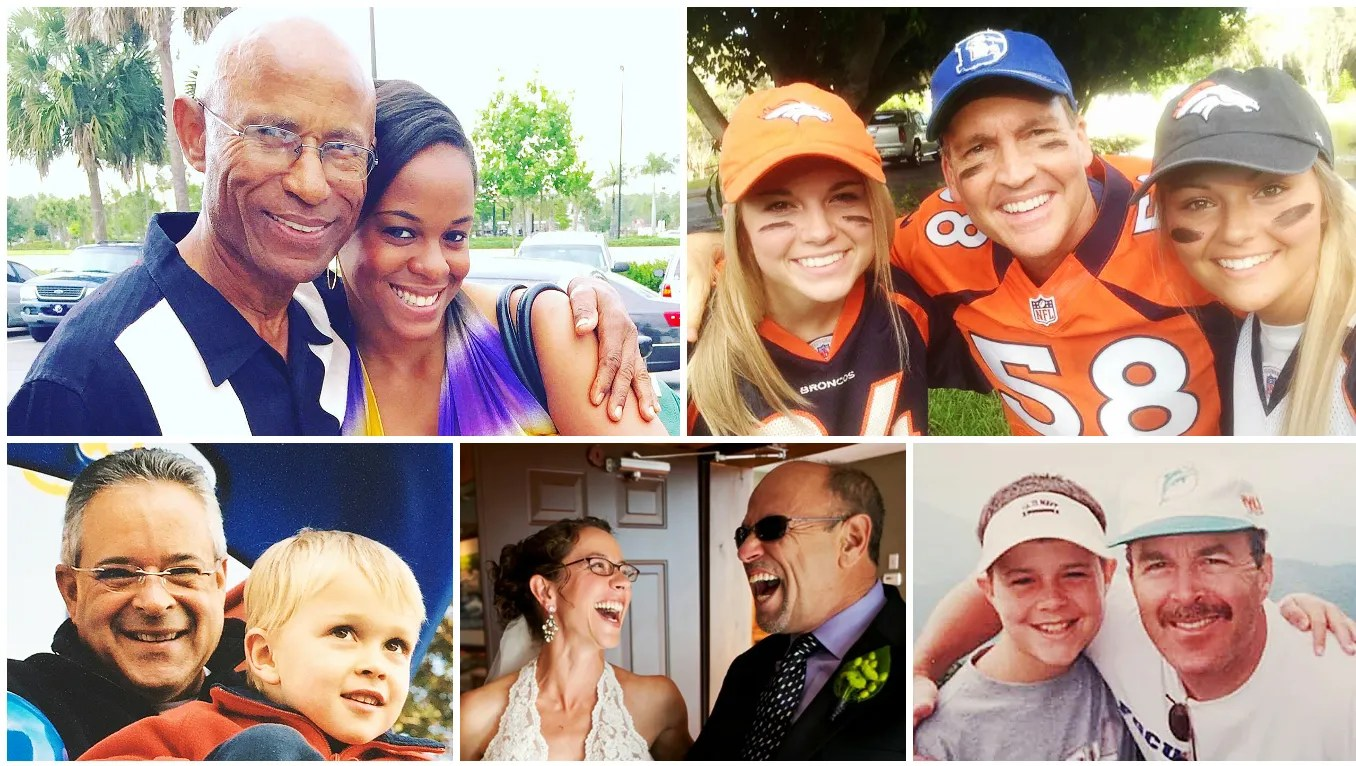 Father's Day: Moments of family, love and sacrifice